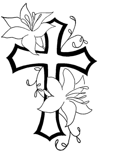 Free Flowers And Hearts Tattoos, Download Free Clip Art, Free Clip Art on Clipart Library