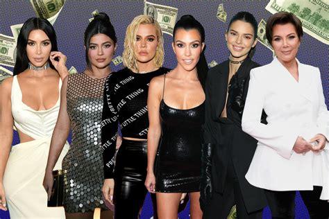 Kardashian-Jenner family net worth – who's the richest?