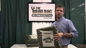 The Bran Bag Deer Feeder