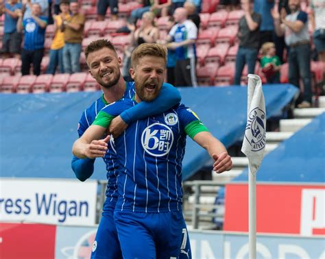 Wigan Athletic FC - Team news from Wigan Athletic v ...