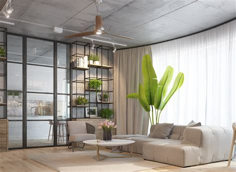 3 Inspiring Homes With Concrete Ceilings And Wood Floors by Fabulous Concrete Ceiling Lighting Wn09 Roccommunity