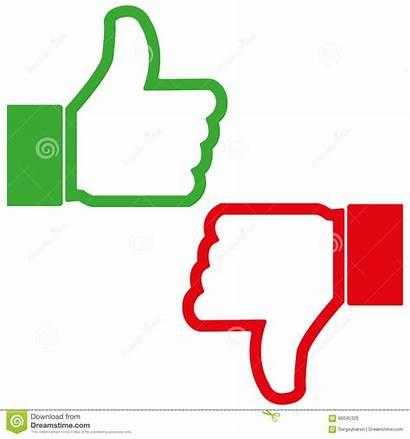Aversion Dislike Icon Afkeer Symbol Avversione Comme