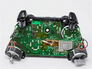 Xbox One Wireless Controller Model 1708 Top Motherboard