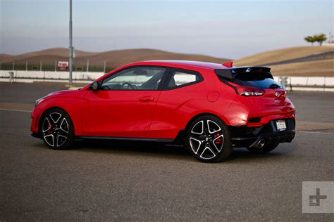 2019 Hyundai Veloster Turbo Review by 2019 Hyundai Veloster N Drive Review Digital Trends