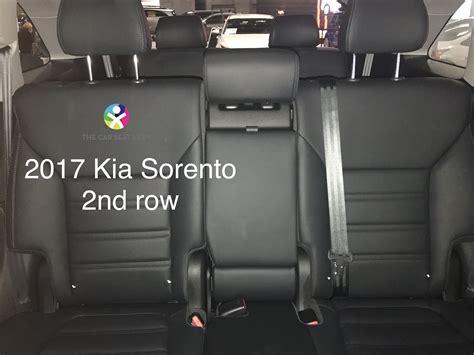 car seat lady kia sorento