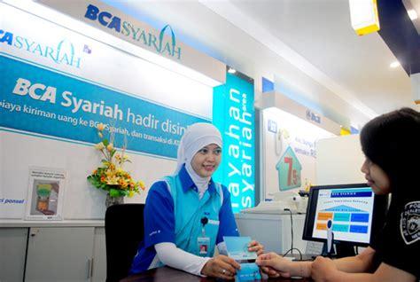 lowongan kerja bank bca syariah terbaru agustus