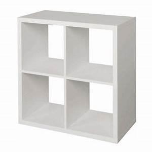 meubles rangement castorama With meuble 8 cases ikea 4 meuble casier pas cher