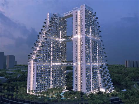 This Singapore Apartment Building Has One The Best