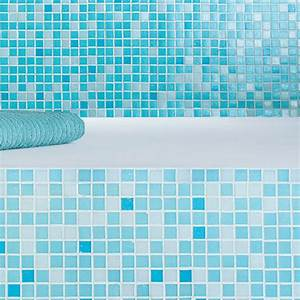 Mosaique Salle De Bain Castorama : castorama mosaique gallery of du carrelage salle de bains ~ Dailycaller-alerts.com Idées de Décoration