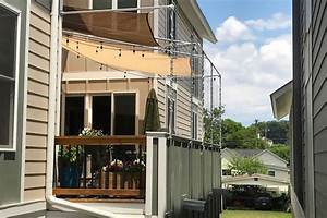 Diy Deck Canopy