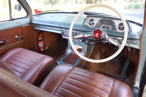 sold holden eh premier sedan auctions lot  shannons