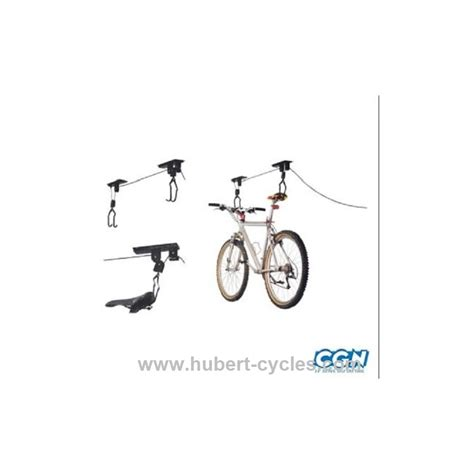 achat support velo plafond hubert cycles
