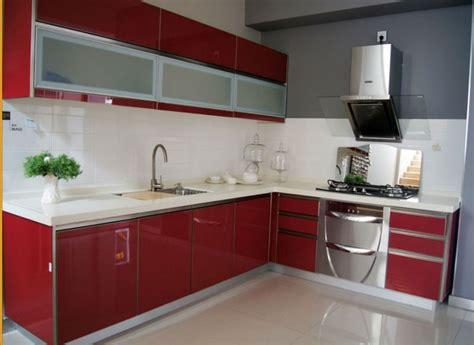 gloss kitchen cabinets 4 types of high gloss kitchen cabinet doors modern kitchens 4565