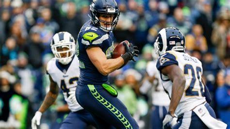 seahawks tight  luke willson turned ankle  thursdays