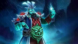 17+ Dota 2 Storm Spirit wallpapers HD free Download
