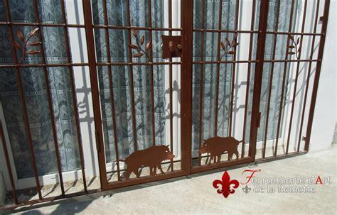 grille de securité pour fenetre grille de s 233 cutit 233 pour porte fen 234 tres et baie vitr 233 e 224