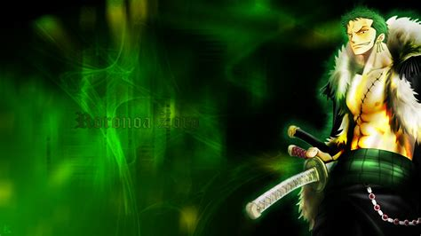 Wallpaper One Piece Roronoa Zoro By Xchibiiangel On Deviantart