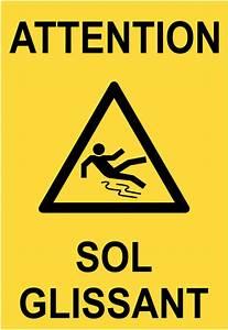 Astuce Pour Sol Glissant : chevalet de signalisation attention sol glissant seton fr ~ Premium-room.com Idées de Décoration