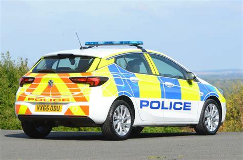 Vauxhall Gets Uk's Biggest Police Car Order