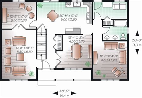 Country Style House Plan 4 Beds 3 Baths 2261 Sq/Ft Plan