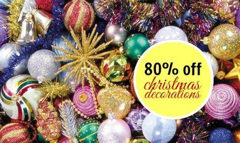 Hobby Lobby: 80% Off Christmas Decor :: Southern Savers