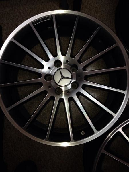 fs oem   multispoke amg wheels mbworldorg forums