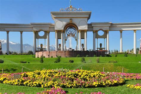Almaty - Southern capital of Kazakhstan
