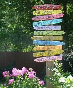Rever De Jardin : id e r cup pour votre jardin avec de vieilles planches en bois faites de jolies pancartes ~ Carolinahurricanesstore.com Idées de Décoration