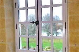 pose porte et fenetre bois sur mesure menuisier le mans 72 With porte d entrée pvc avec applique salle de bain style ancien