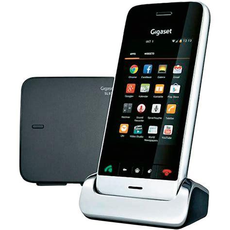 android home phone schnurloses telefon analog gigaset sl930a anrufbeantworter