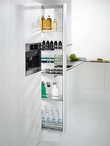 Rangement Cuisine Organisation : placard cuisine pour un int rieur moderne et fonctionnel ~ Premium-room.com Idées de Décoration