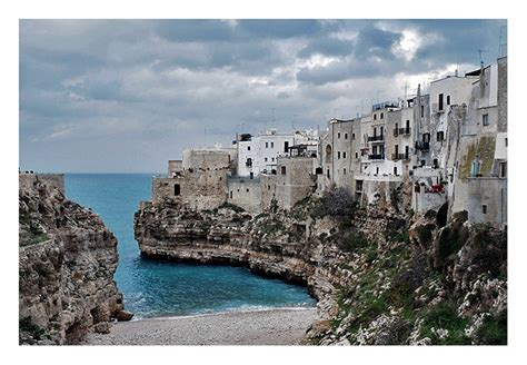 Polignano A Mare A Photo From Bari Apulia Trekearth
