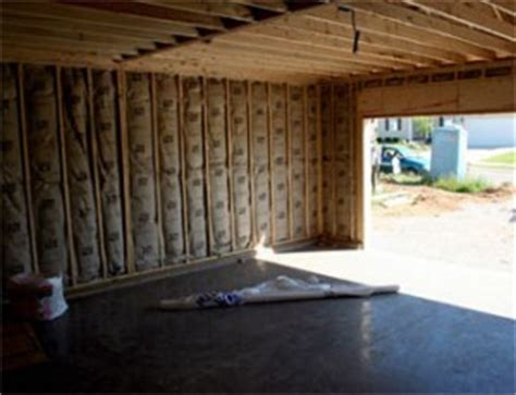 Best Insulation For Garage by Insulating A Garage Is It Worth The Money Weatherimagery