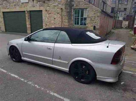 Vauxhall Astra Mk4 2002 Convertible Bertone 1.8ltr 16v
