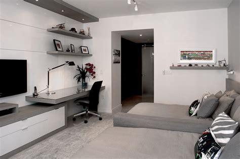 diplomat residence modern bedroom miami  troy dean interiors