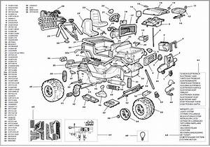 Gaucho Rockin Revised Igod0024 Parts