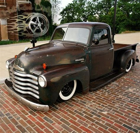 find new 1950 3100 chevy rat rod rod shop truck air ride bagged w ac in