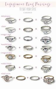 wedding bells our favorite engagement ring wedding band With wedding forward rings