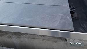 Dalle Pour Terrasse Sur Plot : finition terrasse dalle sur plot ~ Premium-room.com Idées de Décoration
