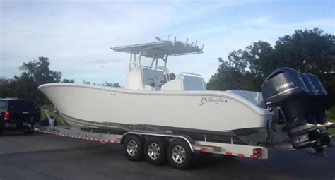 Yellowfin Boats For Sale South Florida by Used Yellowfin Yachts For Sale Yellowfin Yacht Broker