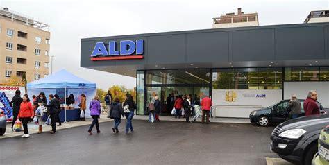 Aldi Abre Un Supermercado Junto La Avenida De La Aviación