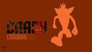 Crash Bandicoot #1 | PS4Wallpapers.com
