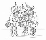Wizard Oz Coloring Pages Munchkins Witch Printable Toto Pluspng Munchkin Drawing Emerald Powerful Cartoon Cat Supercoloring Slippers Ruby Template Spies sketch template