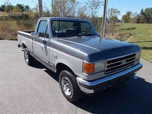 1990 Ford F150 4x4 Shortbed Pickup Truck 302 A  C All