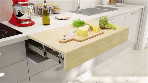 Extendable Table Fitting Range   OPLÀ TOP By Hafele   YouTube