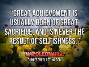 Great Quotes About Achievement
