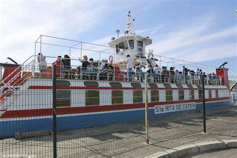 Ferry Boat Viana Do Castelo by Ferry Boat Santa Rita De C 225 Ssia Transportou Quase 90 Mil