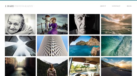 create  photography website  portfolio weeblycom