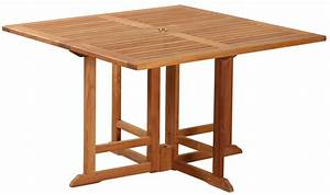 Table Jardin En Bois : table jardin pliable table de terrasse en bois maison email ~ Dode.kayakingforconservation.com Idées de Décoration