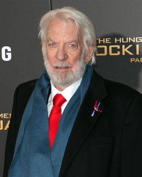 donald sutherland images donald sutherland picture 53 premiere of lionsgate s the